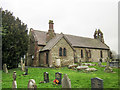 SO4383 : Halford Church, Shropshire by Jeff Buck