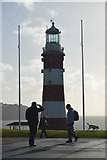 SX4753 : Smeaton's Tower by N Chadwick