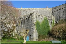 SX4853 : Ramparts, The Royal Citadel by N Chadwick