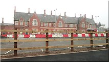 SO5140 : Hereford Railway Station by Fabian Musto
