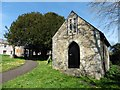 SX0854 : Building in the churchyard at St Andrew's, Tywardreath by Roger Cornfoot