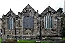 SX3384 : Launceston, St. Mary Magdalene's Church: Eastern aspect by Michael Garlick