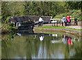 SJ9001 : Wolverhampton Bottom Lock No 21 and Aldersley Junction Bridge by Mat Fascione