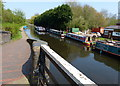 SJ9001 : Oxley Marine along the Staffordshire and Worcestershire Canal by Mat Fascione