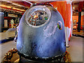 SJ8397 : Tim Peake's Spacecraft at the Museum of Science and Industry by David Dixon