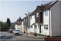 TL5646 : Coles Lane, Linton by M H Evans