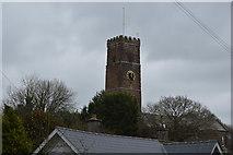 SX8157 : Church of St David by N Chadwick