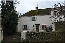 SX8157 : House in Ashprington by N Chadwick