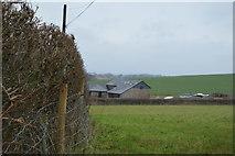 SX8157 : Buildings at Ashprington Cross by N Chadwick