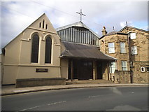 SE4048 : St Joseph's Catholic Church, Wetherby by David Howard