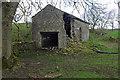 SD8859 : Derelict barn near Otterburn by Ian Taylor