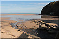 SH3331 : The beach at Llanbedrog by Kate Jewell