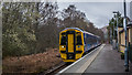 NH3262 : Inverness bound DMU 158722 at Lochluichart Station by Peter Moore