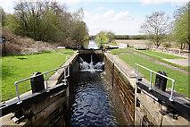 SE2519 : Calder & Hebble Navigation at Millbank Lock by Ian S