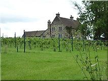 SJ4332 : Former Vicarage, Colemere by Eirian Evans