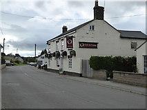 SJ4335 : The Sun Inn, Welshampton by Eirian Evans