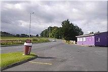 NT4728 : The A7 leaves Selkirk by Richard Webb