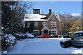 TQ5839 : House, Castle Rd by N Chadwick