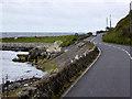 D2924 : Antrim Coast Road (A2) by David Dixon