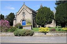 SP2764 : St Paul's church, Warwick by Philip Halling