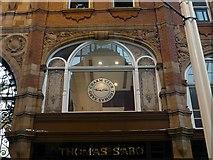 SE3033 : Queen Victoria Street, Leeds by Alan Murray-Rust