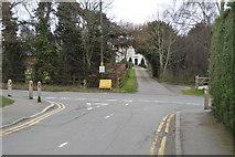 TR2057 : Jubilee Rd, Church Rd junction by N Chadwick