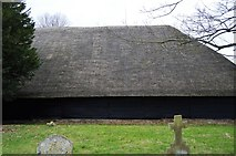 TR2157 : Barn at Littlebourne Court by N Chadwick