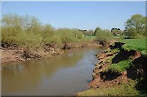 SO8352 : The River Teme by Philip Halling