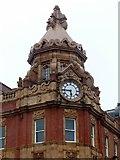 SE3033 : County Arcade complex, Leeds by Alan Murray-Rust