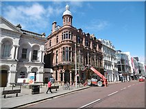 J3374 : Belfast, Ulster Reform Club by Mike Faherty