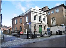 J3374 : Belfast, First Presbyterian Church by Mike Faherty