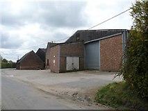 SU0662 : Manor Farm [1] by Michael Dibb
