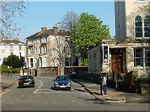 ST5773 : Tyndall's Park Road, Bristol by Stephen McKay