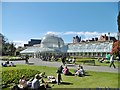 J3372 : Belfast, Palm House by Mike Faherty