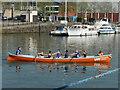 ST5872 : Floating Harbour, Bristol by Stephen McKay