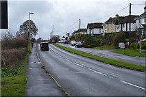 SX9575 : A379, Teignmouth Rd by N Chadwick