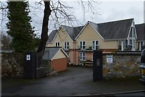 SX9575 : Residential Home, Old Teignmouth Rd by N Chadwick
