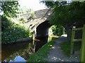SJ3333 : Bridge 11W on the Llangollen branch of the Shropshire Union Canal by Eirian Evans