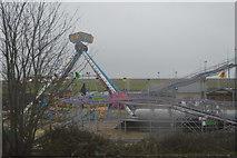 SX9778 : Fun Fair, Dawlish Warren by N Chadwick