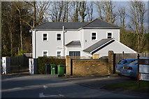 TQ2165 : By Old Malden Lane by N Chadwick