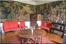 SX4268 : Cornwall : Cotehele House - Punch Room by Lewis Clarke