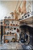 SX4268 : Cornwall : Cotehele House - Kitchen by Lewis Clarke