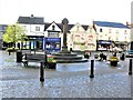 SE3557 : Knaresborough Market Cross by G Laird