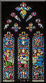 SK8816 : East Window, Ss Peter & Paul church, Market Overton by Julian P Guffogg