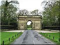 SE3244 : Main Gateway, Harewood House by G Laird