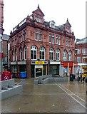 SE3033 : 2 & 4 Lands Lane, Leeds by Alan Murray-Rust