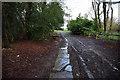 SE1320 : Kirklees way towards New Hey Road by Ian S