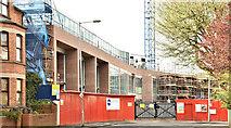 J3372 : New School of Biological Sciences, Queen's University, Belfast (April 2018) by Albert Bridge