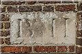 "TQ2450 : ""BH"" stone by Ian Capper"