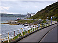 D4004 : A2 Coast Road to the north of Larne by David Dixon